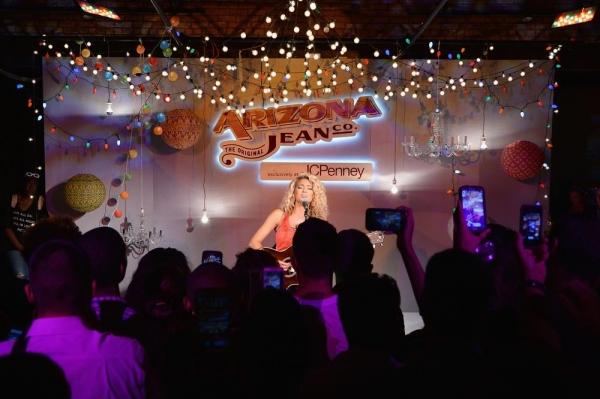 Photo Flash: Tori Kelly and Alex & Sierra Perform at Arizona Jean Co. Event in Brooklyn