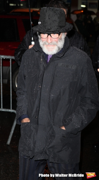Robin Williams.attending the Opening Night Performance of  ''That Championship Season'' at the Bernard B. Jacobs Theatre  in New York City.