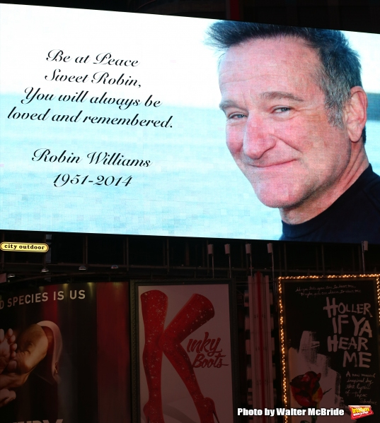 Photo Flash: Remembering Robin Williams