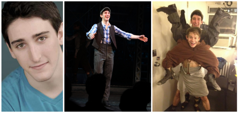 'The World Will Know!' The Original Cast of NEWSIES - Where Are They Now?