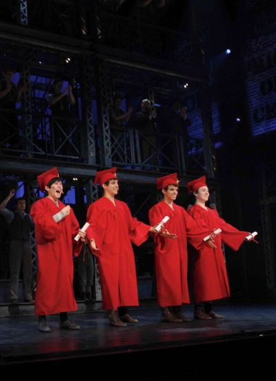 Last Edition: Original and Current NEWSIES Stars Recall Favorite Memories!