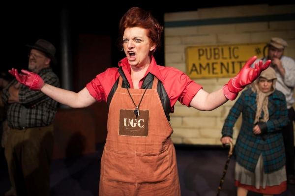 Photo Flash: The City Theatre Presents URINETOWN 8/21-9/07