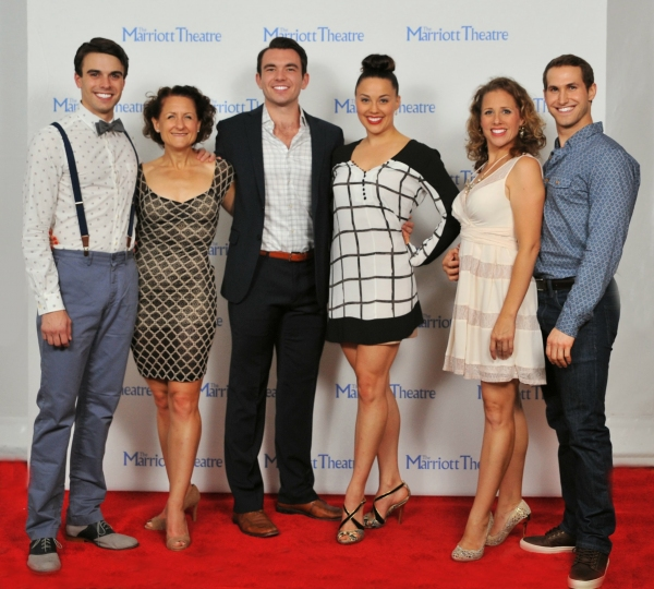 Seth Danner, Marya Grandy, Max Clayton, Alison Jantzie, Johanna Mckenzie Miller, Jeff Photo