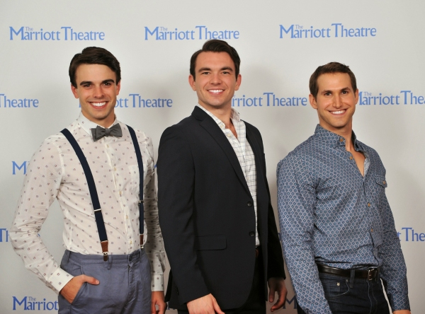 Seth Danner, Max Clayton, Jeff Smith Photo