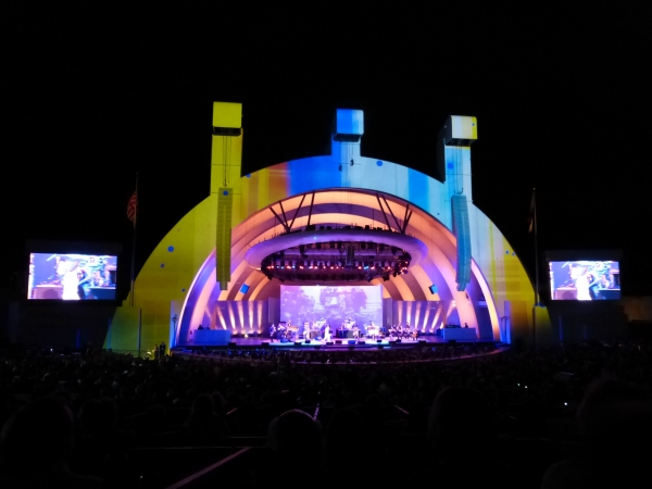 BWW Reviews: THE BEATLES' 50th Brings Their Rock and Roll Celebration Back to the Hollywood Bowl