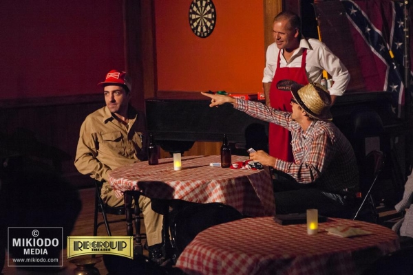 Photo Flash: ReGroup Theatre Concludes A TEXAS TRILOGY