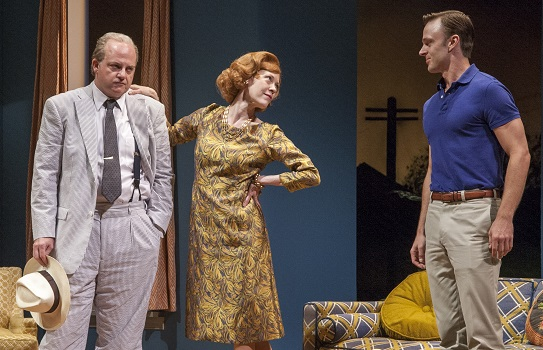 BWW Reviews: The Alley Theatre Presents THE OLD FRIENDS or The Old Foes?