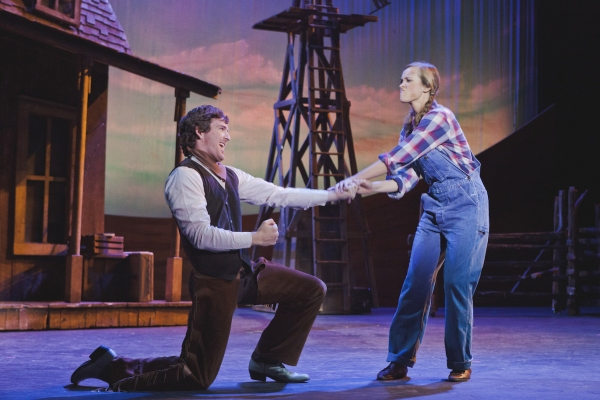 BWW Reviews: OKLAHOMA! Kicks off Torrance Theatre Company's 15th Anniversary Season in Great Style