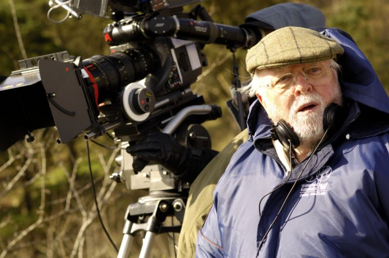 FLASH SPECIAL: A Richard Attenborough Remembrance