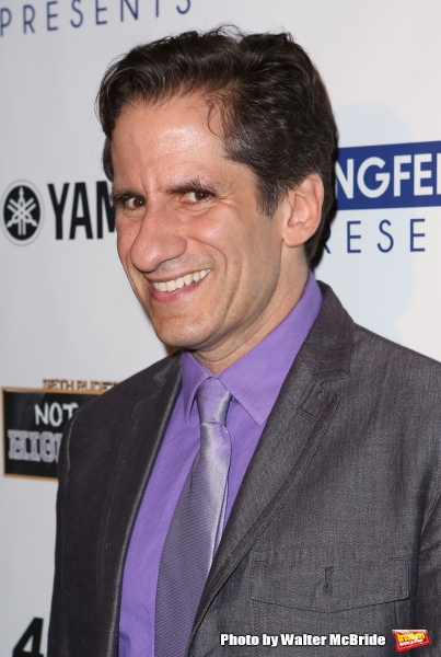 Photo Coverage: Backstage with Seth Rudetsky & More at NOT SINCE HIGH SCHOOL Benefit Concert