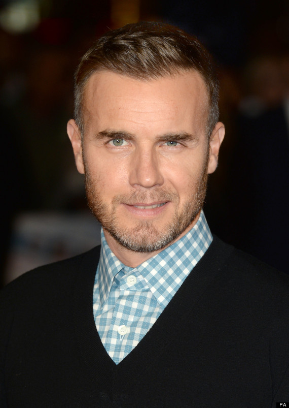 FINDING NEVERLAND's Gary Barlow Does ALS Ice Bucket Challenge