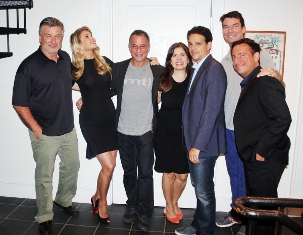 Photo Flash: Alec Baldwin, Christie Brinkley, Tony Danza and More at CELEB AUTOBIOGRAPHY