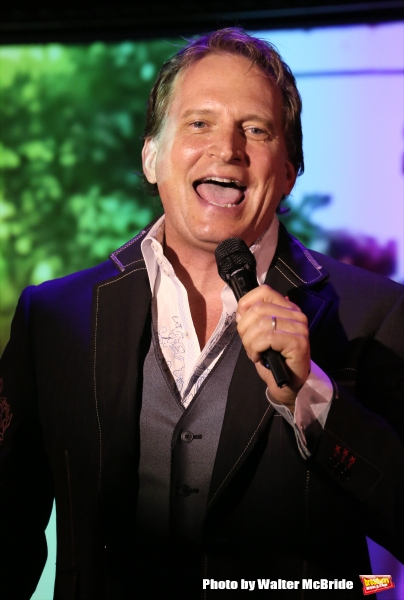 Photo Coverage: Rex Smith Previews CONFESSIONS OF A TEEN IDOL at 54 Below