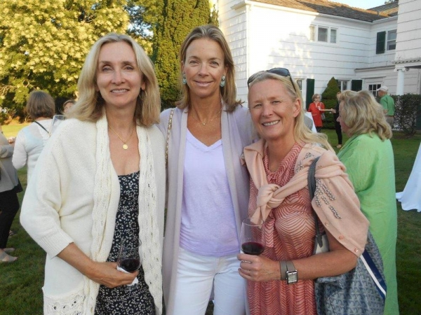 Photo Flash: Behind the Scenes - Historic Hamptons Mansion Gala Benefits Southampton Historical Museum