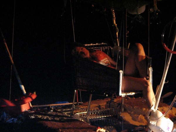Photo Flash: Glass Half Full Theatre's THE ORCHID FLOTILLA Begins Tonight