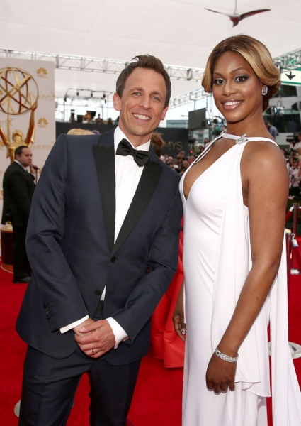 Photo Flash: On the 2014 Emmys Red Carpet - Part 1!