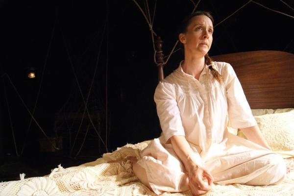 Lorelei Sturm as The Woman