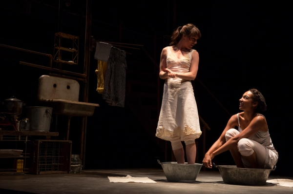 BWW Reviews: AND I AND SILENCE Considers The Prison Life of Free Women