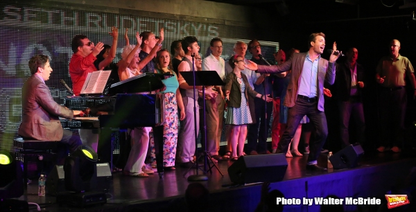 Photo Coverage: James Snyder, Jessie Mueller, Sierra Boggess & More Perform at NOT SINCE HIGH SCHOOL Concert!