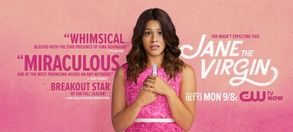 Photo Flash: The CW Debuts Key Art for THE FLASH & JANE THE VIRGIN