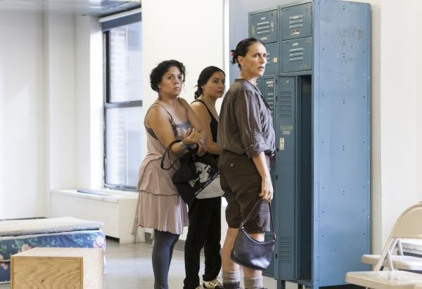 Annie Henk, Liza Fernandez and Lisa Ramirez