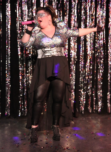 Photo Flash: Rachel Potter and More at Marty Thomas Presents DIVA's 2014 GLITTER BALL