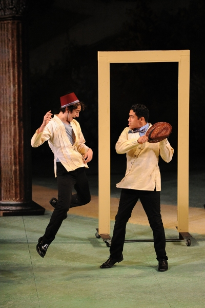 Photo Flash: The Old Globe's 2014 Summer Shakespeare Intensive Stages JULIUS CAESAR & COMEDY OF ERRORS