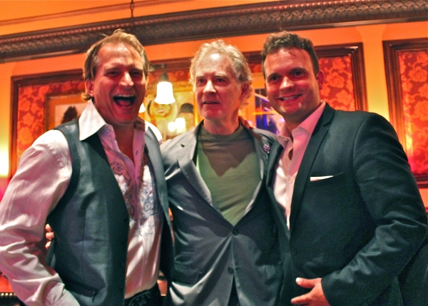 Photo Flash: Rex Smith Brings CONFESSIONS OF A TEEN IDOL to 54 Below