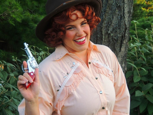 Photo Flash: Publicity Shots for Way Off Braodway's ANNIE GET YOUR GUN, Beginning 9/5