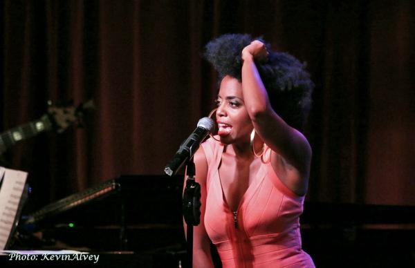 Photo Flash: Rhonda Ross Plays Birdland Jazz Club