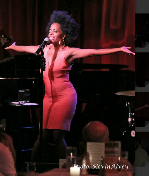 Photo Flash: Rhonda Ross Plays Birdland Jazz Club