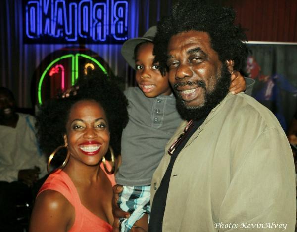 Rhonda Ross, Rodney Kendrick & Son