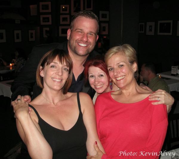 Julia Murney, Stephen Wallem, Kirsten Wyatt, Karen Mason