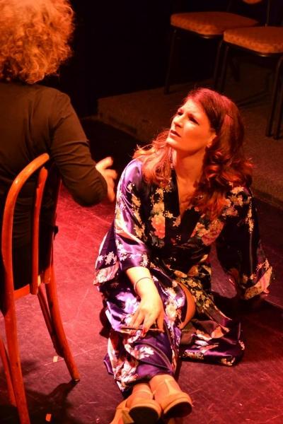 Kristen Gehling as Tallulah Bankhead