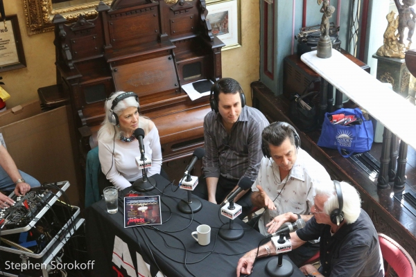 Photo Coverage: BACKSTAGE with Peter LeDonne Broadcasts Live on AM970 The Answer
