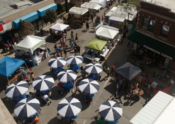 Photo Flash: Sneak Peek at Lakeview East Festival of the Arts; Sept 2014 to Celebrate 10 Years