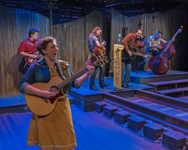 Davey Rosenberg, Reanna Flemons, Cat Greenfield, Todd Meredith and Nathan Yates Dougl Photo