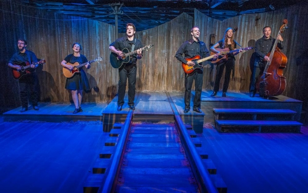 Photo Flash: First Look at Cortland Rep's RING OF FIRE, Opening Tonight