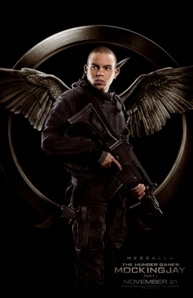 Photo Flash: Meet the Rebels of THE HUNGER GAMES: MOCKINGJAY - PART 1