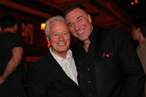 Photo Coverage: Patrick Page Brings IT'S GOOD TO BE BAD to 54 Below