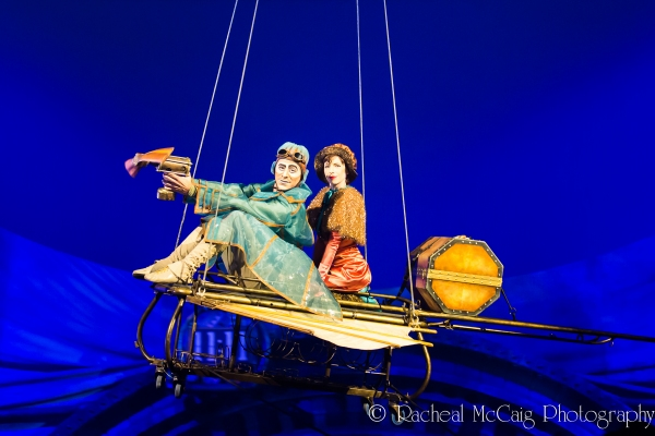 Photo Flash: Exclusive Photos from Cirque du Soleil's 'KURIOS'