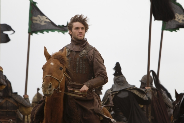 PHOTOS: First Look at Netflix's New Series MARCO POLO to Premiere 12/12