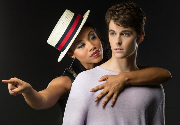 Photo Flash: First Look at Sasha Allen & Kyle Selig in PIPPIN National Tour!