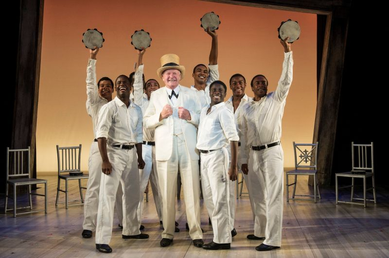 New Kickstarter Established For West End THE SCOTTSBORO BOYS