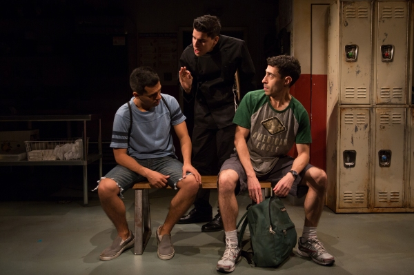 Photo Flash: First Look at Off-Broadway's MY MANANA COMES