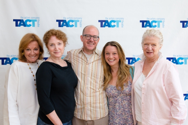 Cynthia Harris, Caitlin O'Connell, Drew Barr, Margot White, Darrie Lawrence Photo