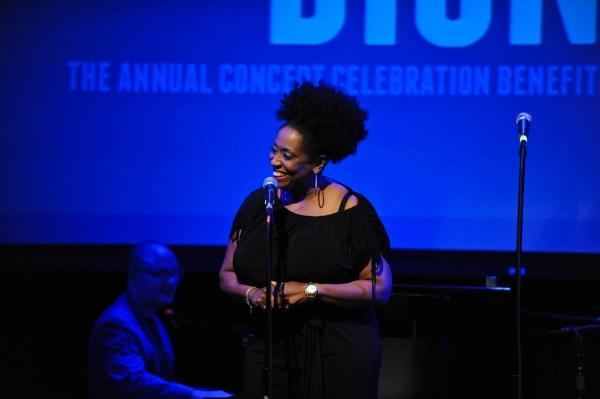 E. Faye Butler performs with Doug Peck on piano