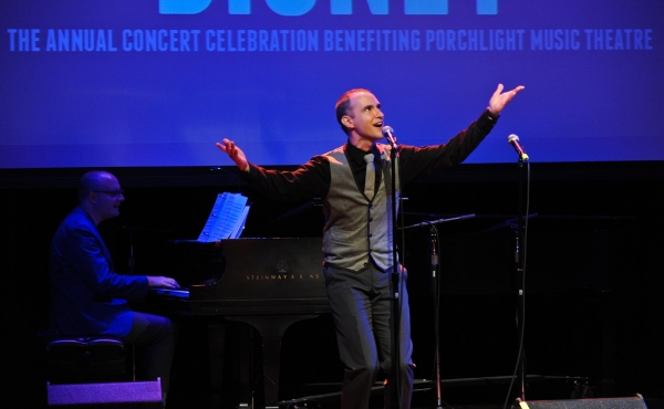 Photo Flash: E. Faye Butler, Matthew Crowle and More in Porchlight Music Theatre's CHICAGO SINGS DISNEY Fundraiser