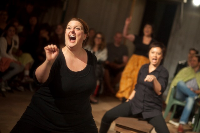 BWW Reviews: Friday Night Laughs with the Ladies of CHICKSPEARE