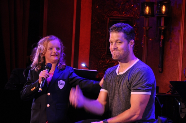 Millie Shapiro and Ben Thompson
